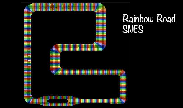 snes-rainbow-road