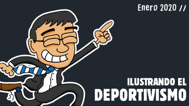 Ilustrando el deportivismo